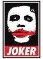 Pyramid International Maxi Poster The Dark Knight (Obey The Joker) Renkli